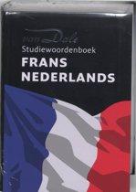 Van Dale Studiewoordenboek Frans Nederlands