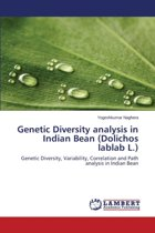 Genetic Diversity Analysis in Indian Bean (Dolichos Lablab L.)