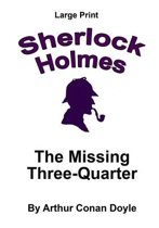 The Missing Three-Quarter