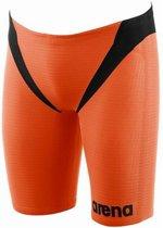 Arena Triathlon Broek Carbon Pro Fluo Oranje Heren Maat M