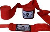 Punch Round™ Perfect Stretch Bandages Rood 260 cm Punch Round Bandage