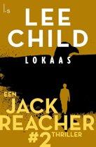 Boekomslag van 'Jack Reacher 2 - Lokaas'