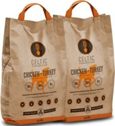 Celtic Connection - Duo Pack Chicken with Turkey & Sweet Potato - 2x 5.5Kg