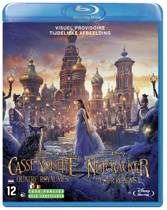 DVD cover van The Nutcracker and the Four Realms (Blu-ray)
