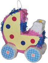 Kinderwagen pinata 28 cm