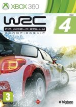 WRC: FIA World Rally Championship 4 /X360