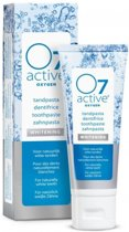 O7 active whitening tandpasta 75 ml