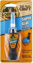 Gorilla Glue -  Super Glue Micro Precisie - 4.8ml