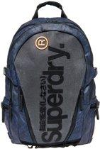 Superdry Tarp Backpack Misty Blue AOP