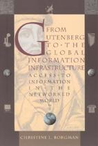 From Gutenberg to the Global Information Infrastructure