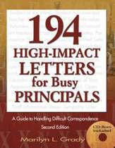 194 High-Impact Letters for Busy Principals