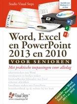 Word, Excel en PowerPoint 2013 en 2010 voor senioren