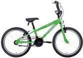 Bike Fun Cross Tornado -  - Unisex - Groen - 20 Inch