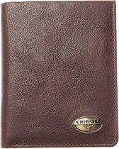 Chiemsee - Formosa - N/S combi wallet XL - dark brown