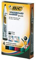 Whiteboardmarker BIC 1754 3-5,5mm Schuin Assorti
