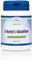 Vitakruid S-Acetyl-L-Glutathion 30 vegicaps