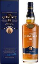The Glenlivet 18 Years - 70 cl