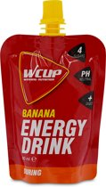 Wcup Energy Drink Banana 6 x 80ml