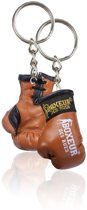 Gloves Keychain-brown