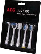 AEG 599999 5stuk(s) Wit opzet borstel