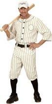 Honkbalspeler kostuum voor mannen - Verkleedkleding