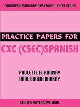 Practice Papers for CXC (Csec) Spanish