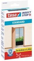 Tesa - 55679 - Vliegengordijn - 65x220 cm - Zwart