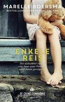 Boek cover Enkele reis van Marelle Boersma (Paperback)