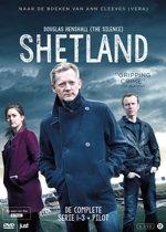 Shetland - Collection season 1-3 plus pilot