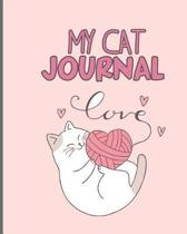 My Cat Journal Love