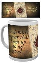 Harry Potter Mug Marauders Map