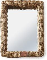 Riviera Maison Rustic Rattan Shadow Mirror - Spiegel