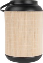 Lantern Bamboo Lines - Large - Black