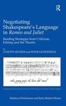 Negotiating Shakespeare's Language in Romeo and Juliet