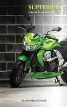 Superbikes Weekly Planner 2017