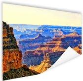 Uitizicht over Grand Canyon Poster 90x60 cm - Foto print op Poster (wanddecoratie)