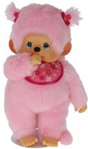 MONCHHICHI 80 cm Meisje Cherry Blossom roze