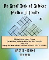The Great Book of Sudokus - Medium Difficulty #3