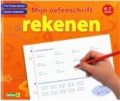 Deltas Mijn oefenschrift rekenen (6-7 j.) Eerste trimester - 1ste leerjaar/groep3