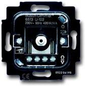 Busch Jaeger 6513U dimmer 40-420w  LED/gloei/hal 230v/tronic