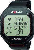 Polar RCX5 - Sporthorloge - Black
