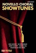 Novello Choral Showtunes (SATB/Piano)