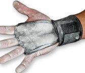 Jerkfit WODies Crossfit fitnesshandschoenen - Glove maat L - rood / zwart - geschikt voor Crossfit en Fitness
