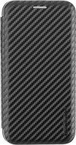 Peter Jäckel 17059 mobiele telefoon behuizingen 15,5 cm (6.1'') Folioblad Zwart