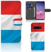 Bookstyle Case Samsung Galaxy S10 Luxemburg
