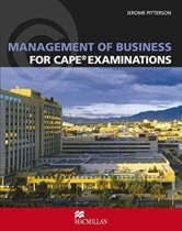 Management of Business for Cape (R) Examinations Student's Book