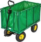 Transportkar bolderwagen bolderkar tuinkar 400705