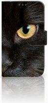 Uniek Hoesje Zwarte Kat voor de Samsung Galaxy Xcover 4