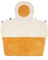 Snoozebaby Verkleedmatje Easy Changing (50x70cm) Bumblebee