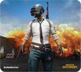 SteelSeries Qck Plus - Gaming Muismat - PUBG Erangel Edition - Large